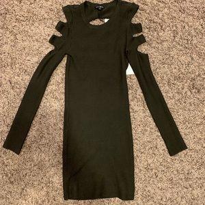 Express Cut Out Dress